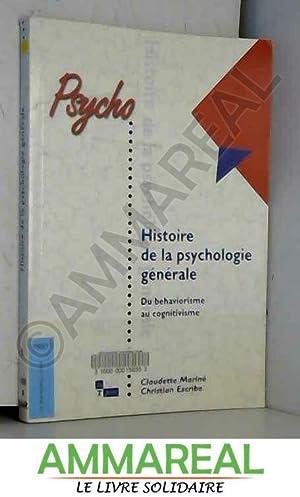 Histoire, psychologie générale: Marine et Escribe