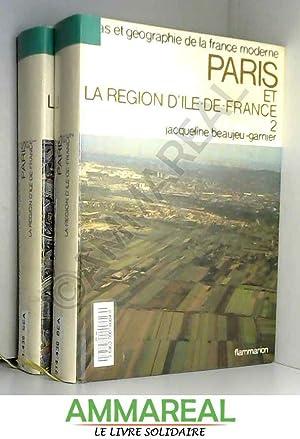 Atlas et Géographie de La France Moderne: BEAUJEU-GARNIER Jacqueline