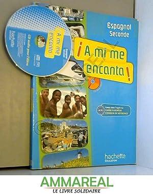 9782011354280 Espagnol 2e A Mi Me Encanta A2 B1 Manuel