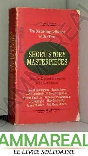 Short story masterpieces: Robert Penn Warren