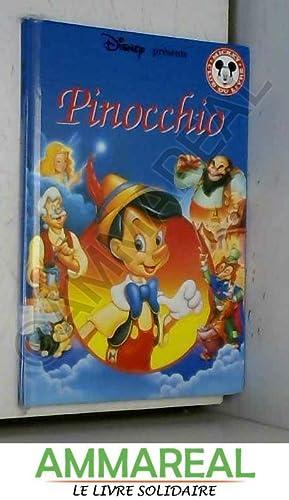 Pinocchio: WALT DISNEY