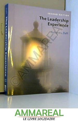daft leadership experience 5th edition
