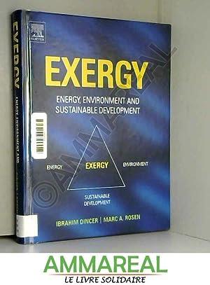 Environment and Sustainable Development Energy Exergy