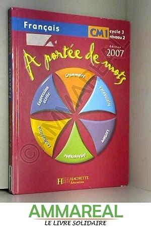 Francais Cm1 Portee Mots Abebooks