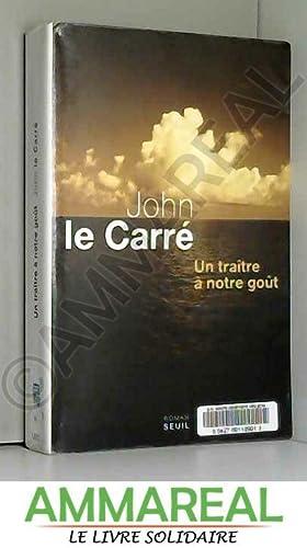 Un traître à notre goût: John Le Carré