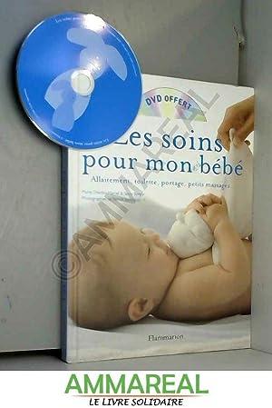 Les soins pour mon bébé (1DVD): Marie-Thérèse Marcel, Sioux