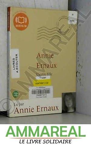 L'autre fille: Livre audio - 2CD Audio: Annie Ernaux et