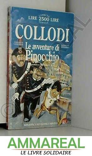 Le avventure di Pinocchio. Storia di un: COLLODI Carlo -