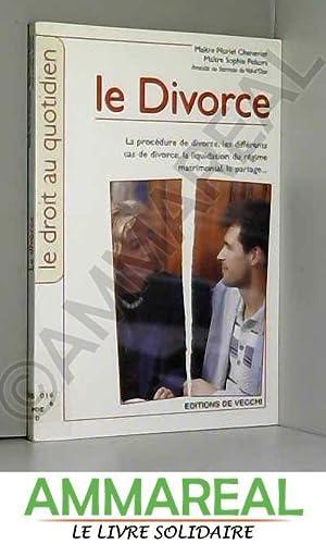 Le divorce: Muriel Chenevier et