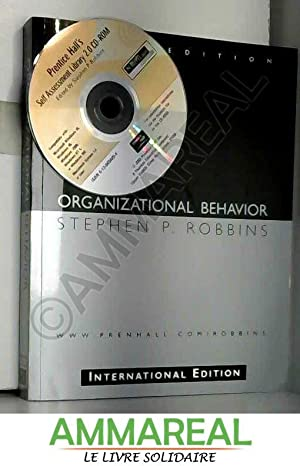 Organizational Behavior: International Edition: Stephen P. Robbins