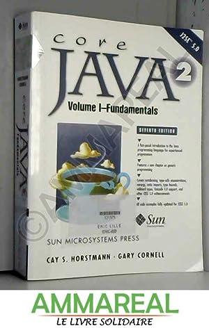 Core Java 2, Volume I--Fundamentals: Cay S. Horstmann