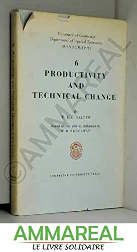Productivity and Technical Change: W. E. G.