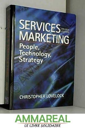 Services Marketing: People, Technology, Strategy: Christopher Lovelock