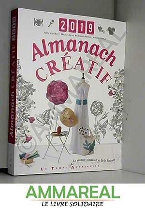 Almanach créatif 2019: Marie-anne Rethoret-melin, Julie