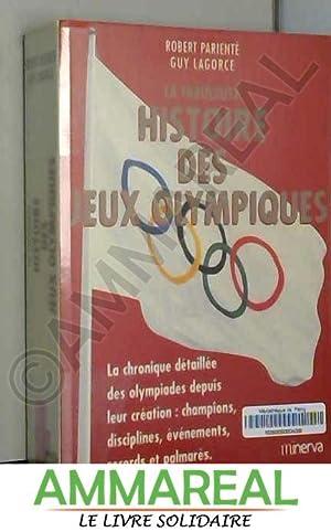 La Fabuleuse Histoire des Jeux olympiques: Robert Parienté et