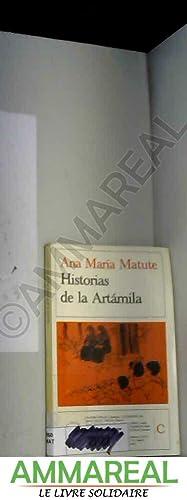Historias de la Artamila: Maria Ana Matute