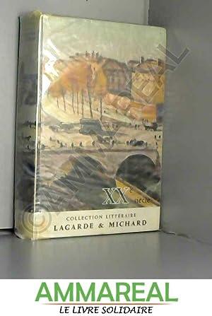 Xxe siècle, VI: Michard Laurent Lagarde