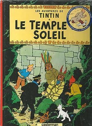 Les Aventures De Tintin LE TEMPLE SOLEIL: HERGE