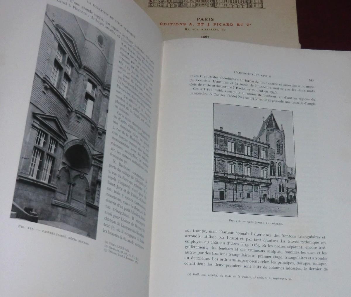 Histoire de l 39 architecture classique en france tome i for Architecture classique