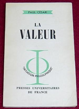 LA VALEUR: CESARI Paul