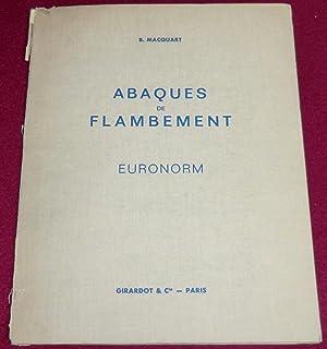 ABAQUES DE FLAMBEMENT des nouvelles poutrelles EURONORM: MACQUART B.
