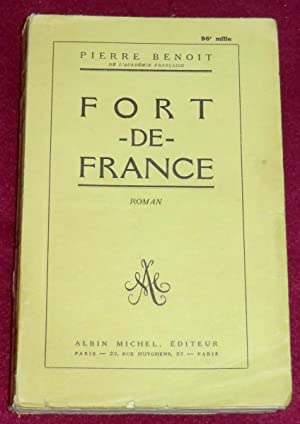 FORT-DE-FRANCE - Roman: BENOIT Pierre