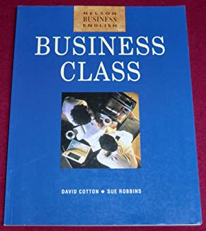 BUSINESS CLASS: COTTON David, ROBBINS