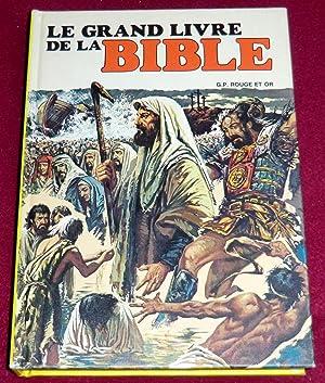 LE GRAND LIVRE DE LA BIBLE: BRUNELLI Roberto (texte),