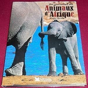 Sur les traces des ANIMAUX D'AFRIQUE: BURZIO Mauro