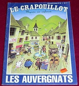 CRAPOUILLOT N° 88 : LES AUVERGNATS: GOUDEAU Jean-Claude (numéro