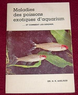 Exotiques by axelrod abebooks for Poissons exotiques aquarium