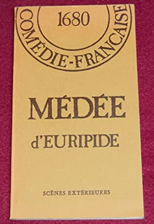 MEDEE - Adaptation de M. Jean Gillibert: EURIPIDE