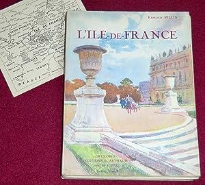 L'ILE-DE-FRANCE: PILON Edmond