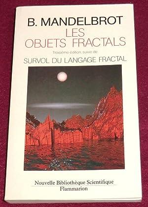 LES OBJETS FRACTALS - Forme, hasard et: MANDELBROT Benoit