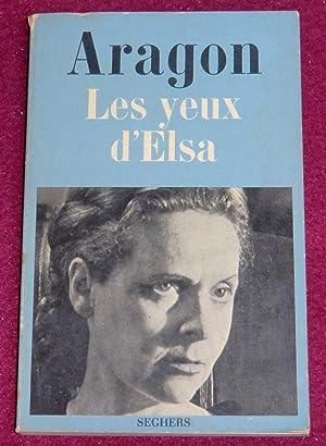 Les yeux d elsa by aragon abebooks for Elsa au miroir aragon