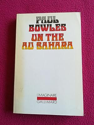 UN THE AU SAHARA: BOWLES Paul