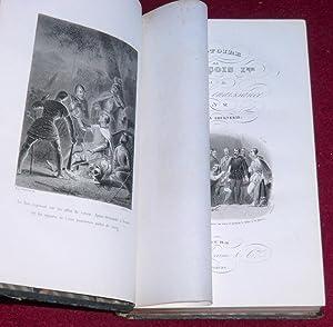 HISTOIRE DE FRANCOIS 1er ET DE LA RENAISSANCE: LA GOURNERIE (de) Eug.