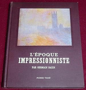 L'EPOQUE IMPRESSIONNISTE: BAZIN Germain