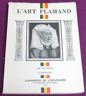 L'ART FLAMAND: LAMBOTTE Paul (introduction),