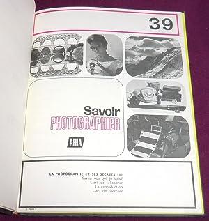 SAVOIR PHOTOGRAPHIER - Volume X - Derrière: LLOBERA Joseph, BRAMBILLA