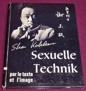 LE SEXE ET SA TECHNIQUE par le: KOKKEN Sha (Dr)