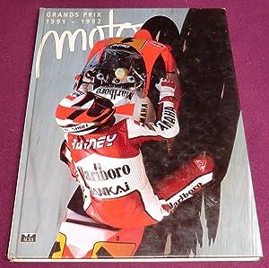 MOTO - Grands prix 1991 - 1992: TOMASELLI Judith