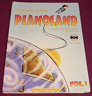 PIANOLAND - Volume I: ALLERME Sophie