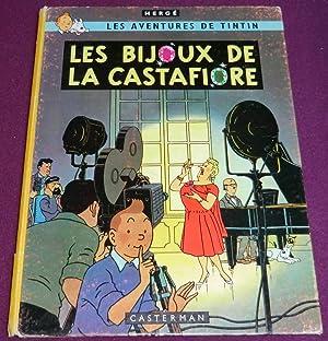 Les aventures de Tintin - LES BIJOUX: HERGE