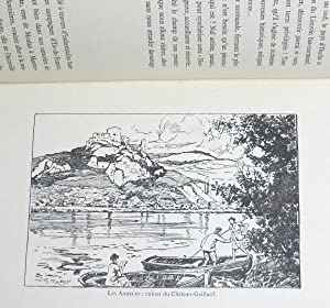 LA NORMANDIE PITTORESQUE - Haute-Normandie: BRISSON Charles, CONRAD Georges (illustrations)