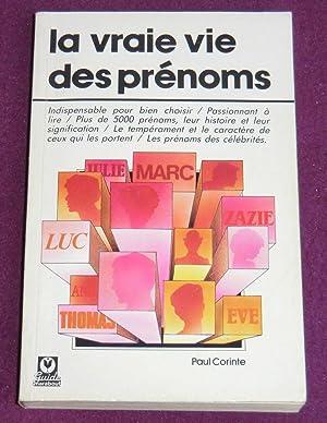 LA VRAIE VIE DES PRENOMS: CORINTE Paul
