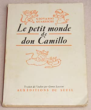 LE PETIT MONDE DE DON CAMILLO: GUARESCHI Giovanni