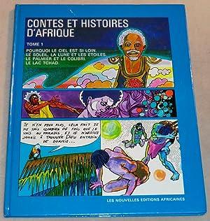 CONTES ET HISTOIRES D'AFRIQUE - Tome 1: Collectif