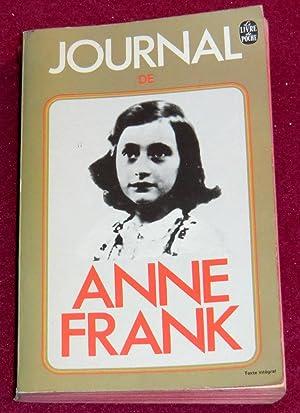 JOURNAL DE ANNE FRANK: FRANK Anne
