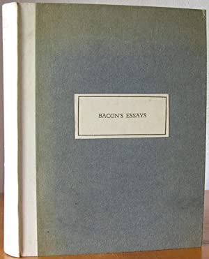 Francis Bacon     New Studies  Centenary Essays     artbooks